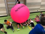 KIN-BALL mit Armel Pineau